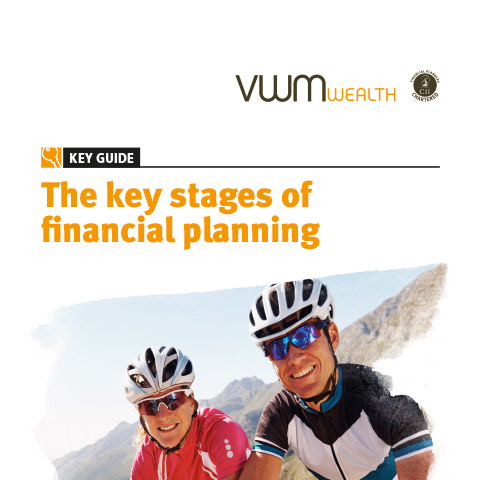 KEY STAGES OF FINANCIAL PLANNING