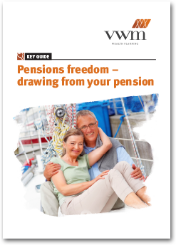 DRAWING FROM YOUR PENSION